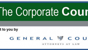 Corportate Counselor 703.556.0411 General Counsel PC