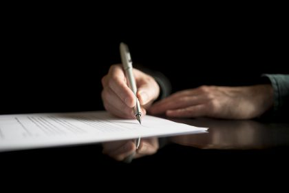 Reviewing Non-Compete Agreement