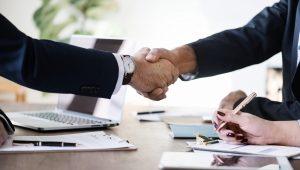 Starting a business partnership