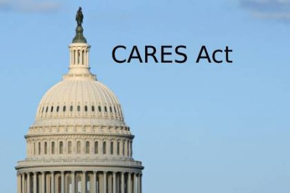 Congress passes CARES Act for Coronavirus economic impact