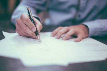 Writing Contracting Dispute Language
