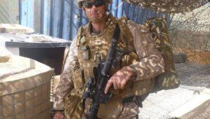 Lewis Rhodes, Attorney, Marine Veteran