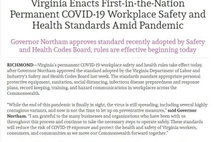 Virginia-Permanent-Covid-Health-and-Safety-Announcement