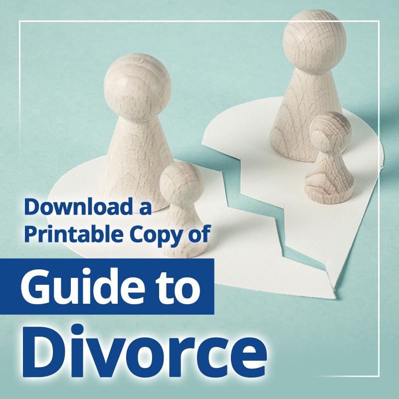 Guide to Divorce in Virginia